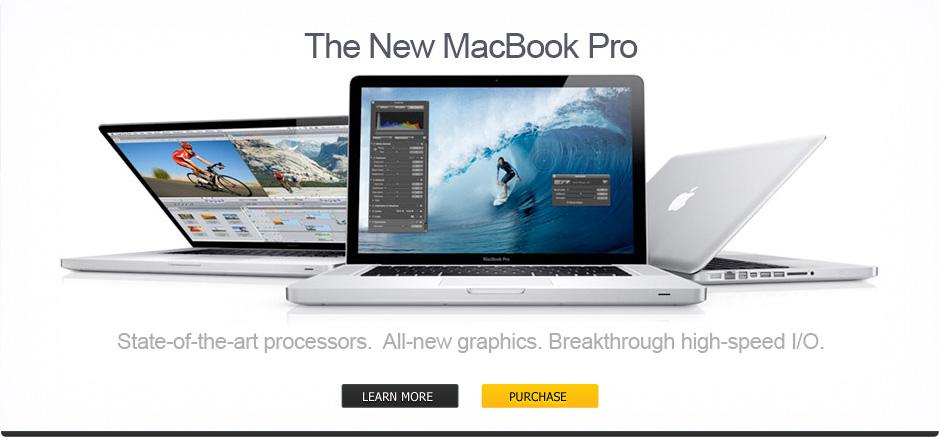 使用Photoshop制作简洁大气的网站页面的