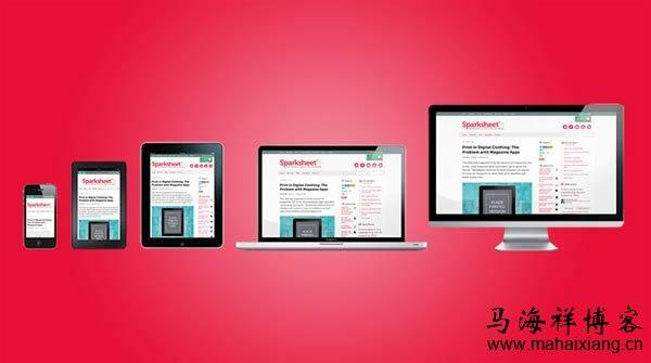 自适应网页设计技巧