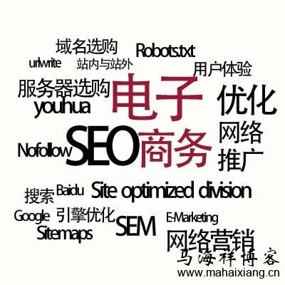 电子商务网站应该如何开展网络营销推广?-马海祥博客