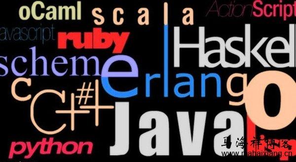 关于C语言、C++、Java和Python这4种程序