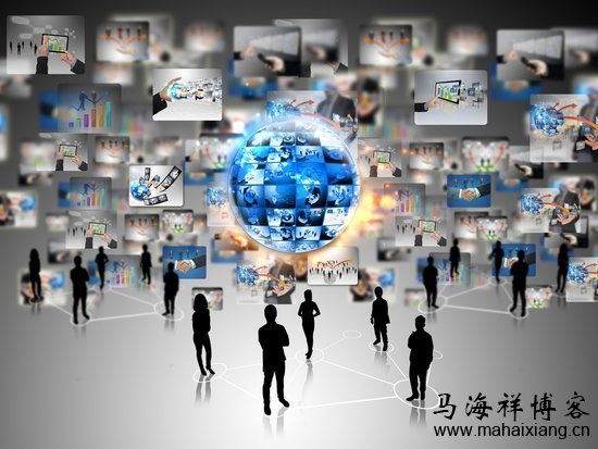 利用微信赚钱的8种方法模式-马海祥博客