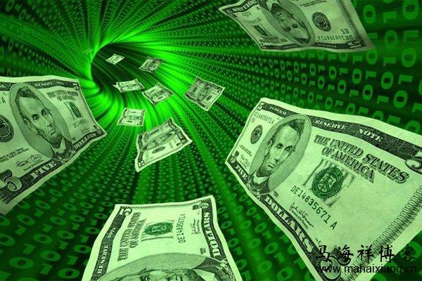 依靠移动互联网赚钱的10个商业模式