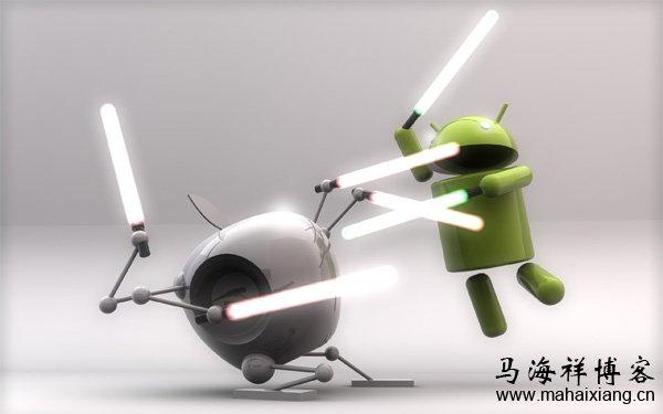 Google能否战胜苹果公司?