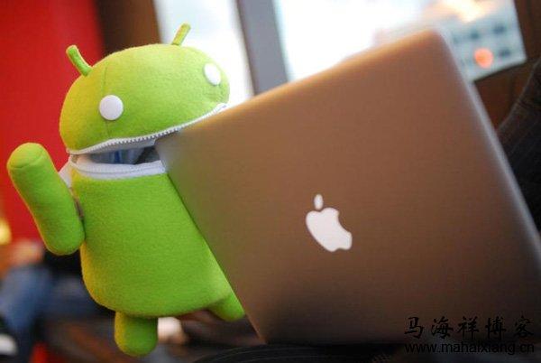 苹果iOS和谷歌Android到底哪个更强大
