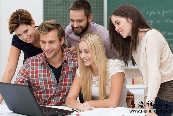 给大学生学习网站运营的一些建议