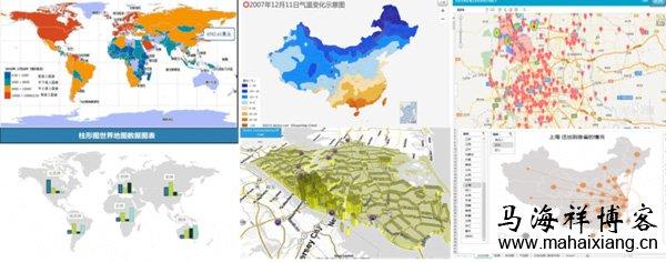 网站运营 数据分析 > 零基础学习数据地图的制作与分析     地图的