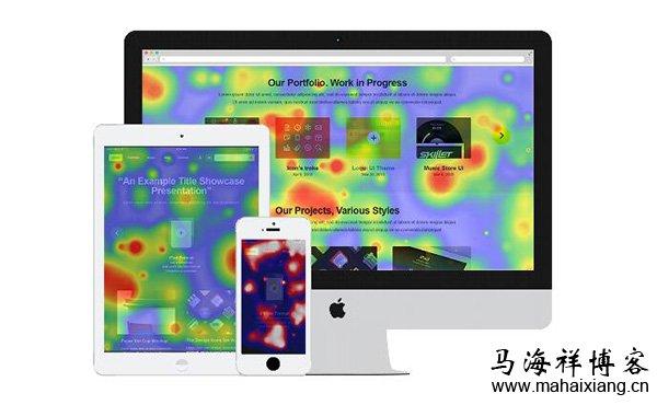 怎么用热力图分析网页
