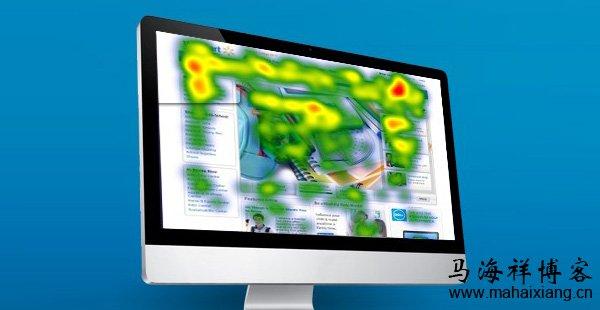 如何利用热力图来优化大型产品网站