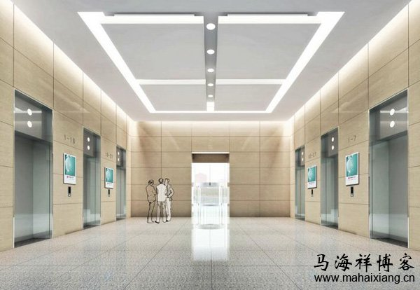 数字化时代的电梯广告效应