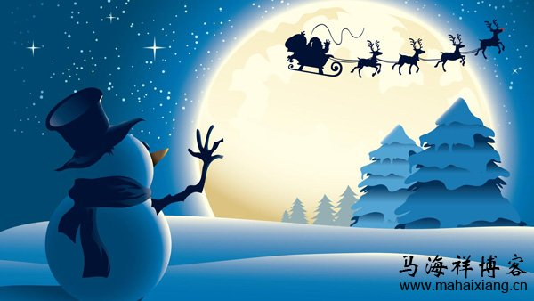 圣诞节:越是节日越孤独