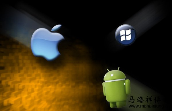 微软、苹果和谷歌的产品生态体系